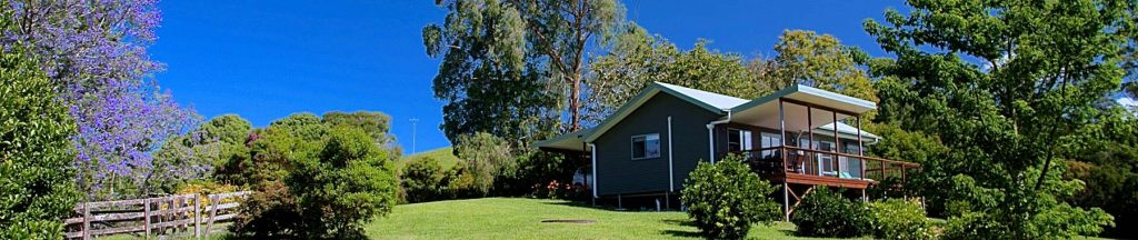 Bellingen Luxury Accommodation : Afterglow Cottages